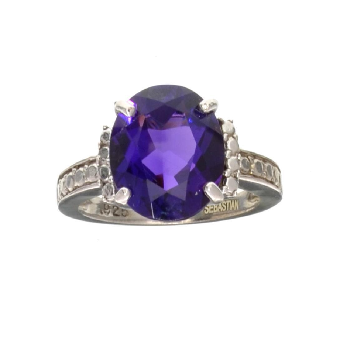 APP: 0.5k Fine Jewelry Designer Sebastian 4.05CT Oval