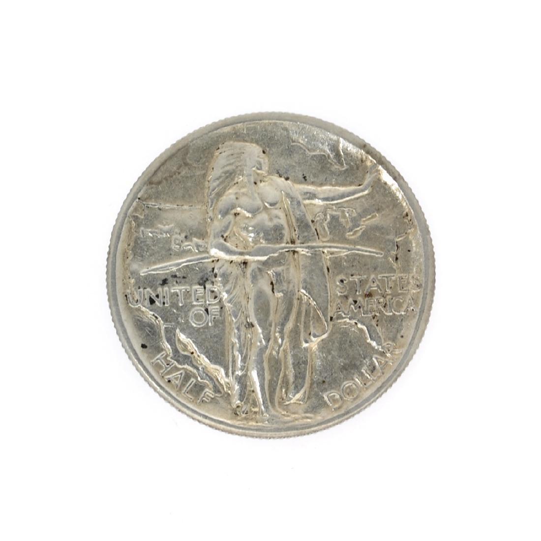 Rare 1926 Oregon Trail Commemorative Half Dollar Coin