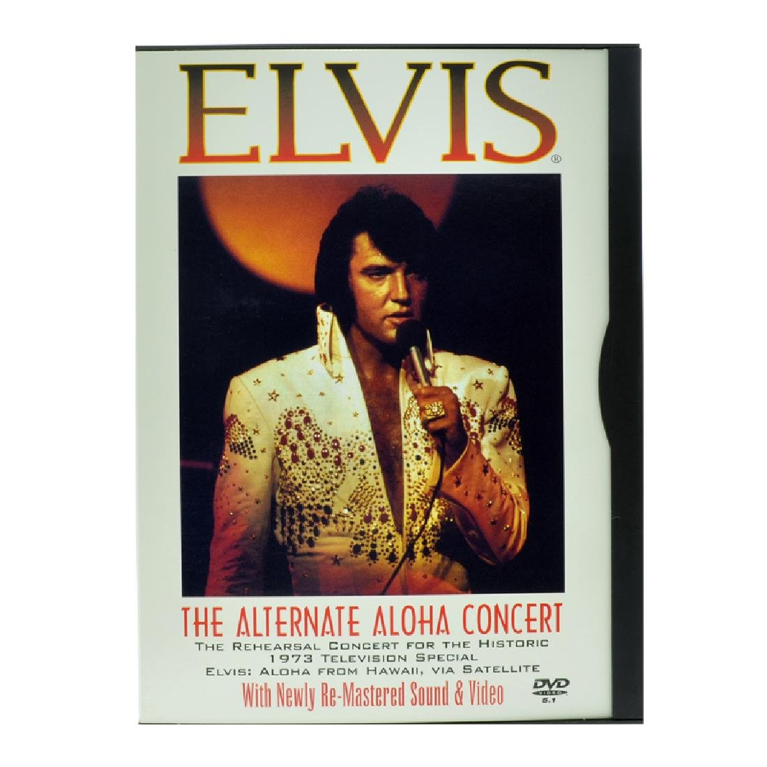 Elvis Presley Movie: The Alternate Aloha Concert