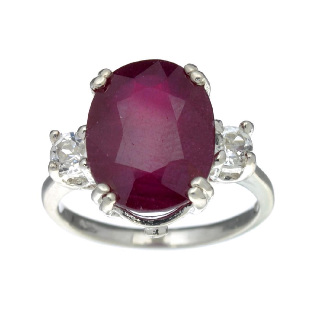 APP: 1.5k Fine Jewelry Designer Sebastian, 8.46CT Ruby