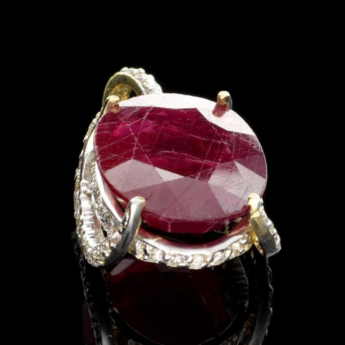 APP: 4.8k Fine Jewelry 14 kt. Yellow/White Gold,