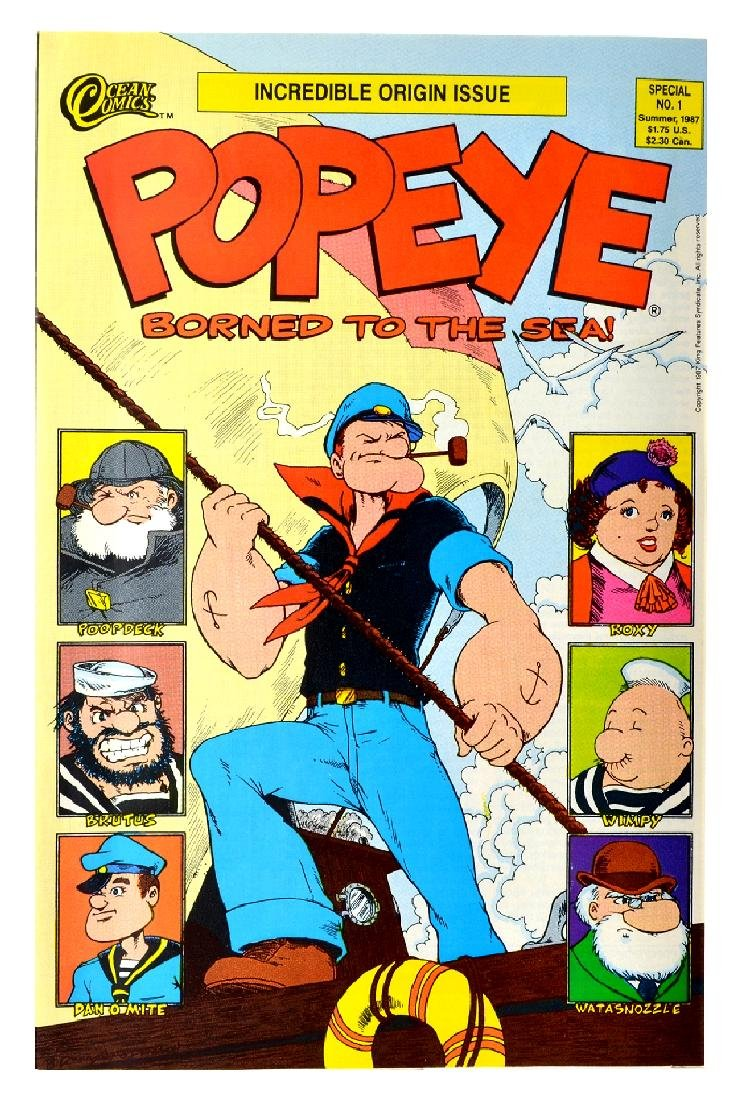 Popeye Special (1987) Issue 1