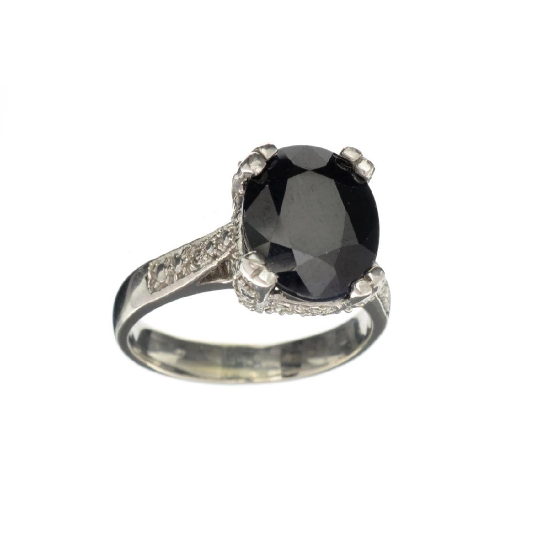 APP: 1.3k Fine Jewelry 4.86CT Oval Cut Blue Sapphire