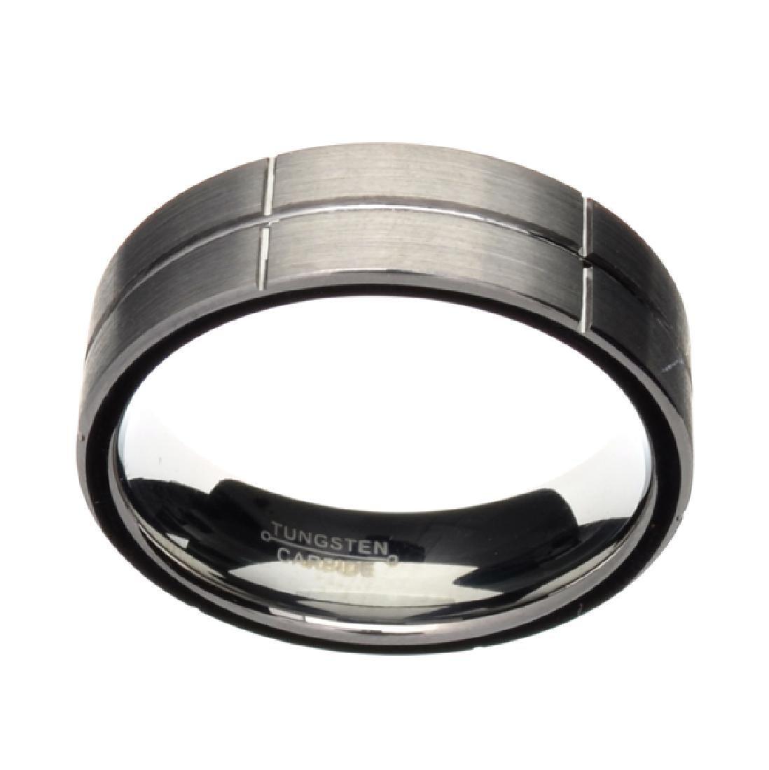 Rare Tungsten Size 5.5 Ring