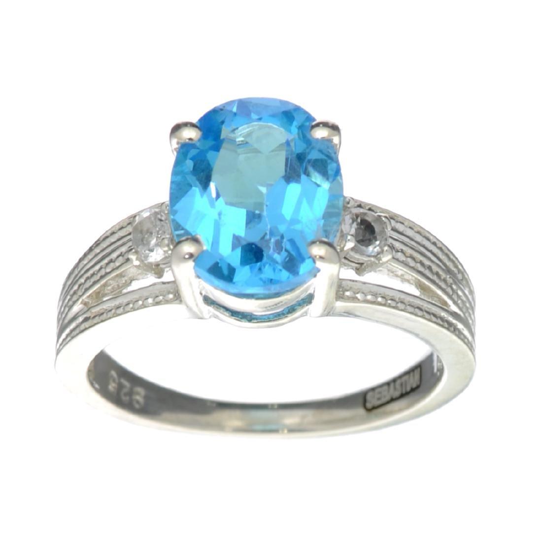 APP: 0.5k Fine Jewelry Designer Sebastian, 3.11CT