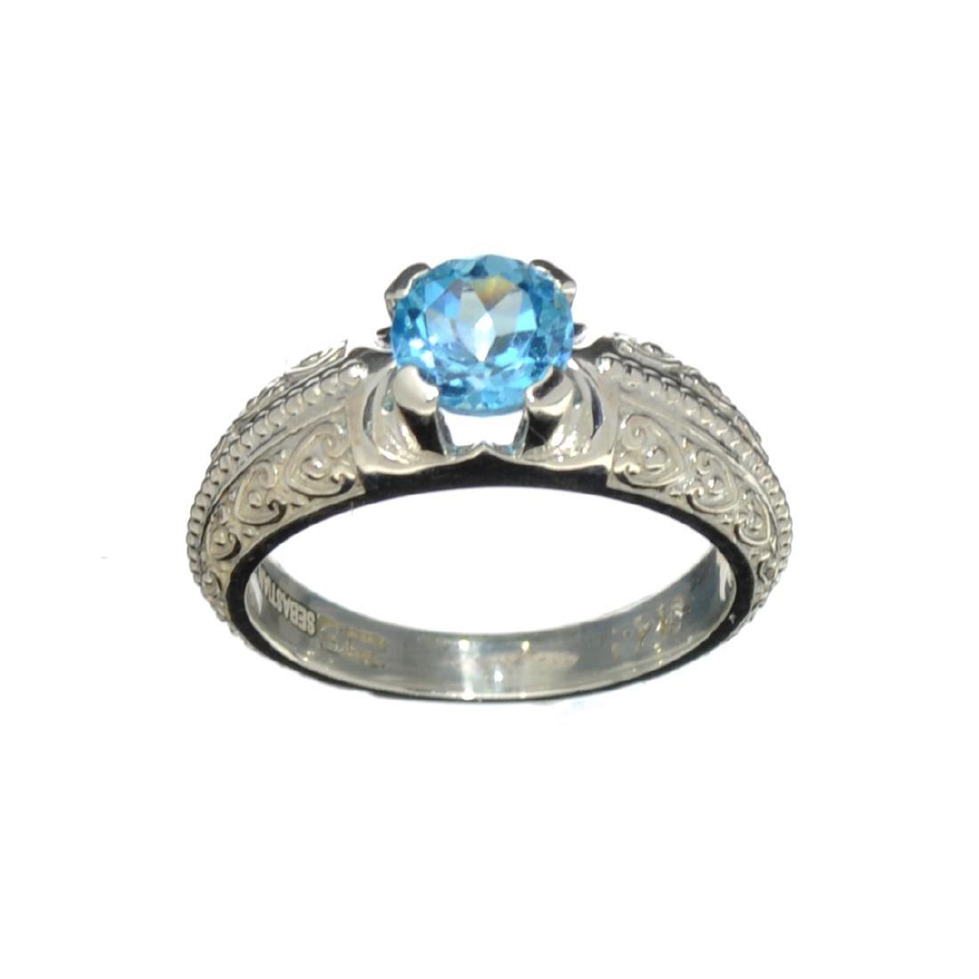 APP: 0.5k Fine Jewelry Designer Sebastian, 1.20CT Round