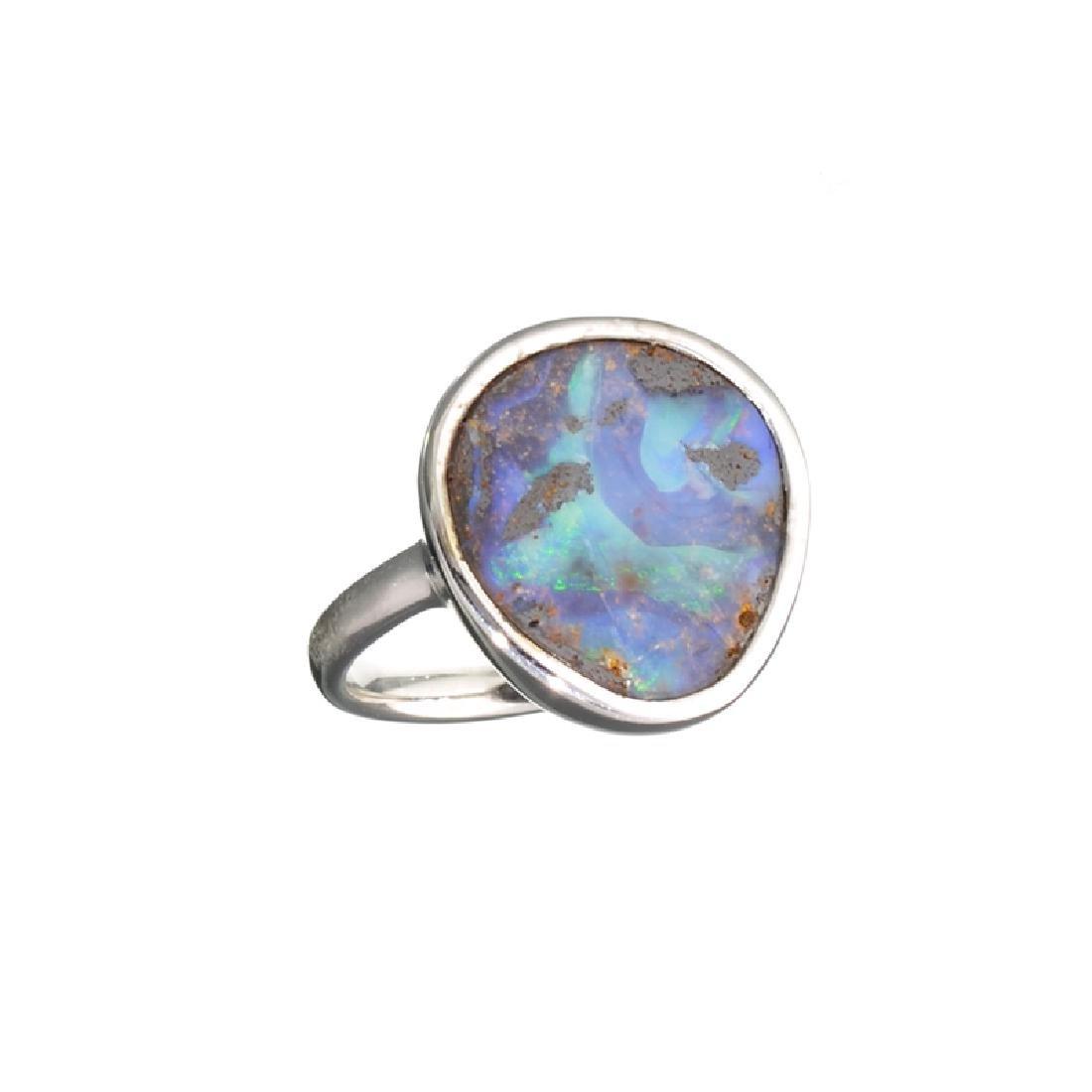 APP: 0.9k Fine Jewelry 5.61CT Free Form Blue-Green
