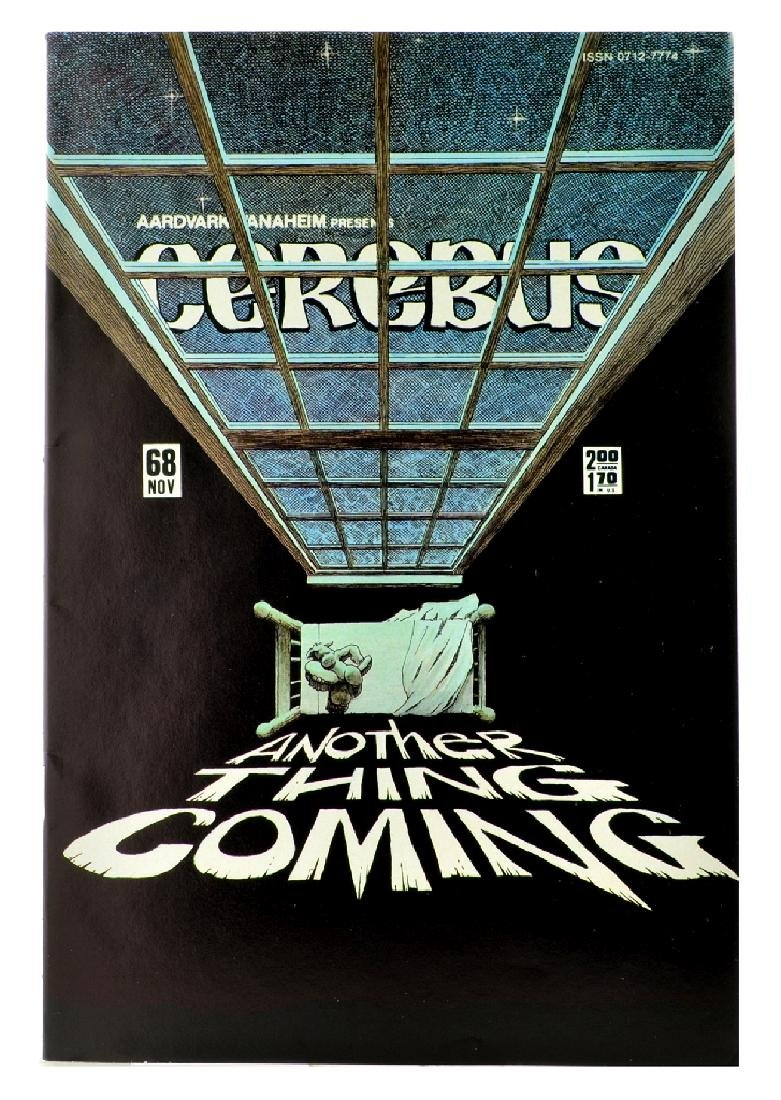 Cerebus (1977) Issue 68