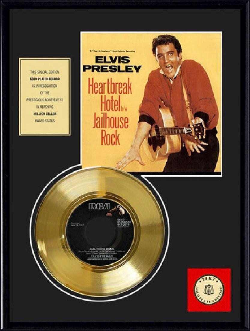 ''Jailhouse Rock'' Gold Record