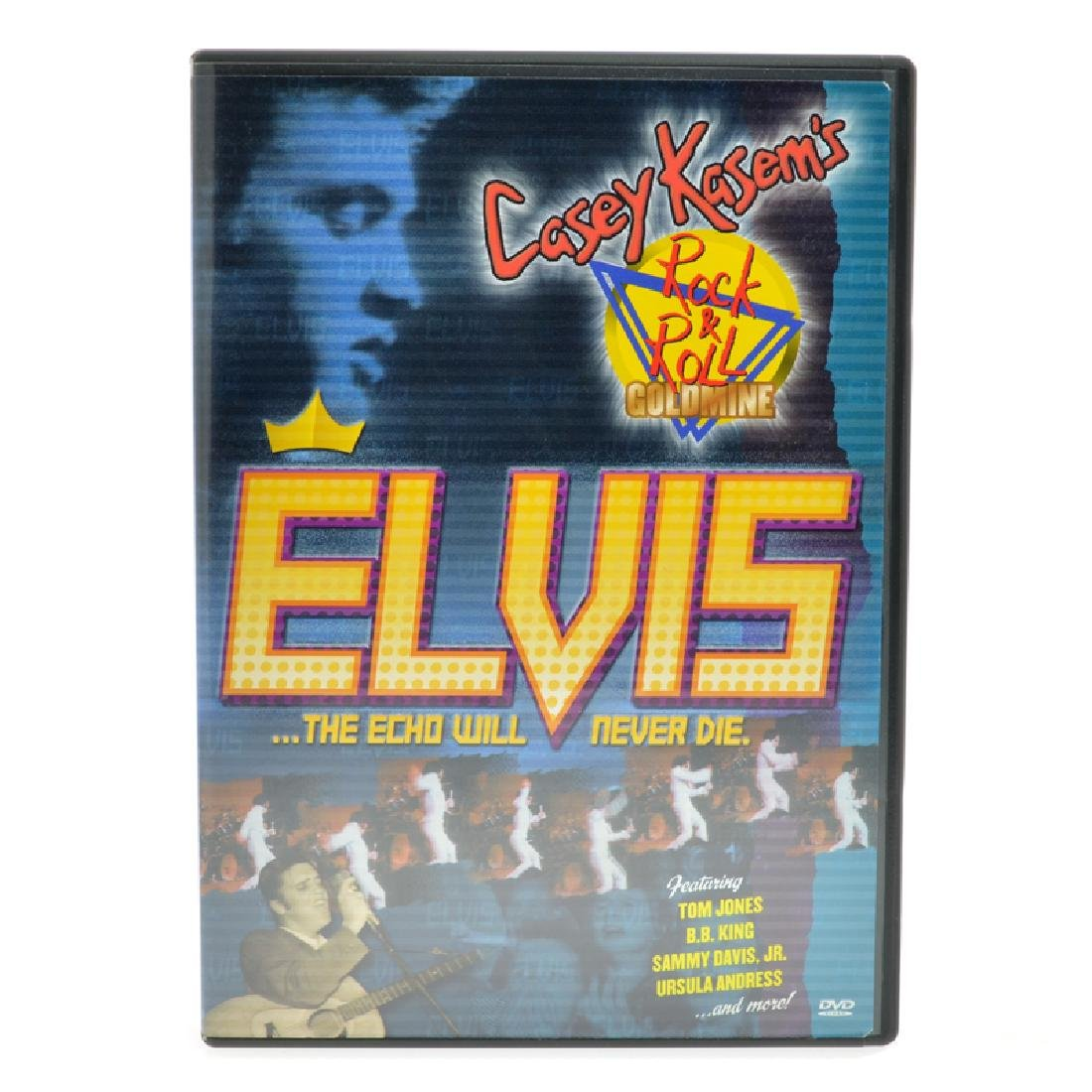 Elvis Presley Movie: Elvis... The Echo Will Never Die