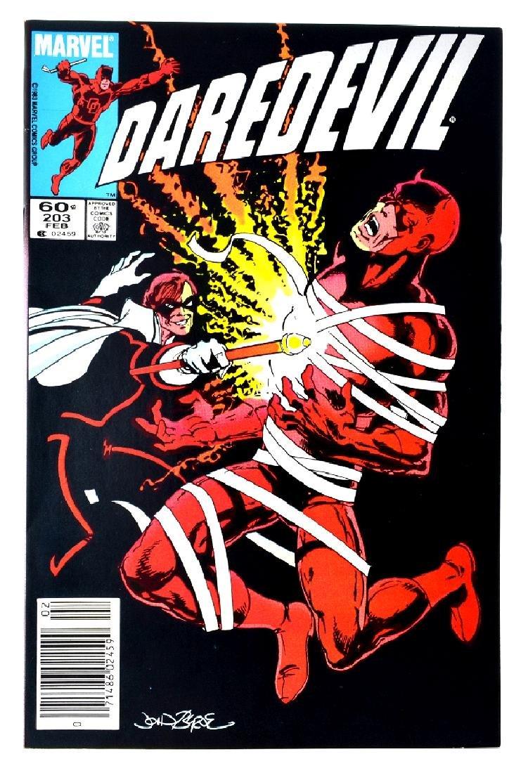 Daredevil (1964 1st Series) Issue 203