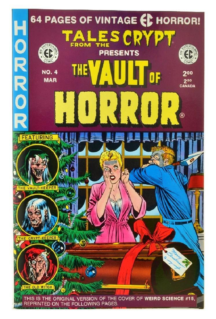 Vault of Horror (1991 Russ Cochran) Issue 4