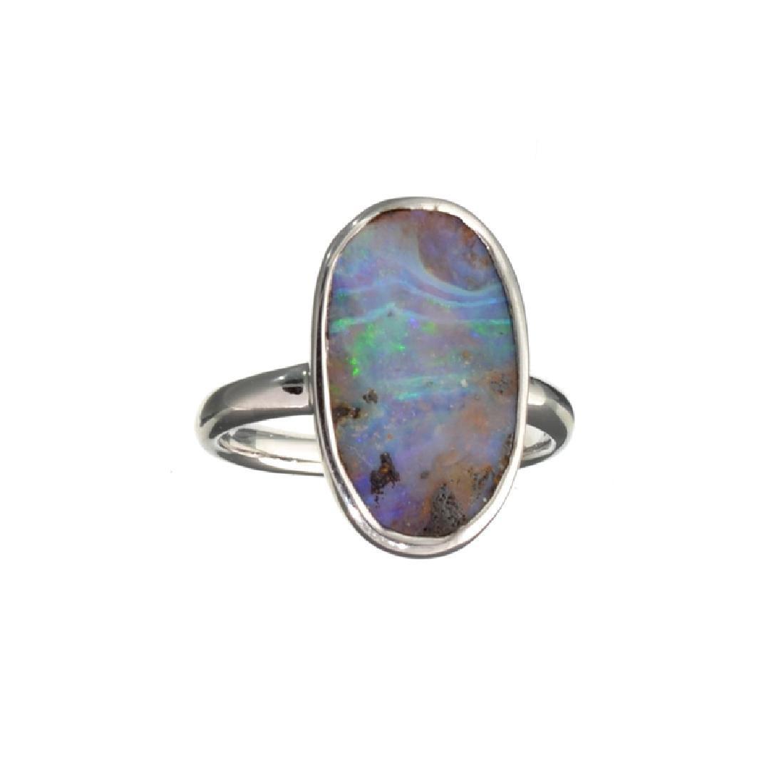 APP: 0.9k Fine Jewelry 5.09CT Free Form Blue-Green