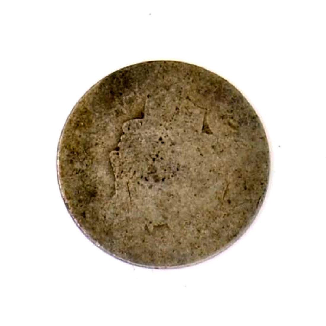 XXXX Liberty Head Dime Coin