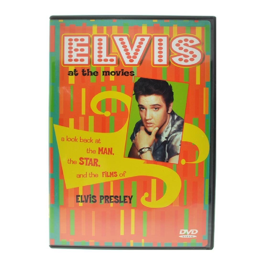 Elvis Presley Movie: Elvis At The Movies