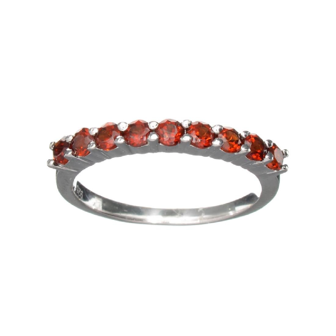 APP: 1.4k Fine Jewelry 1.25CT Round Cut Almandite