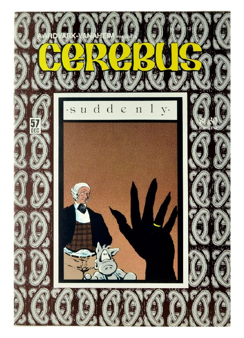 Cerebus (1977) Issue 57