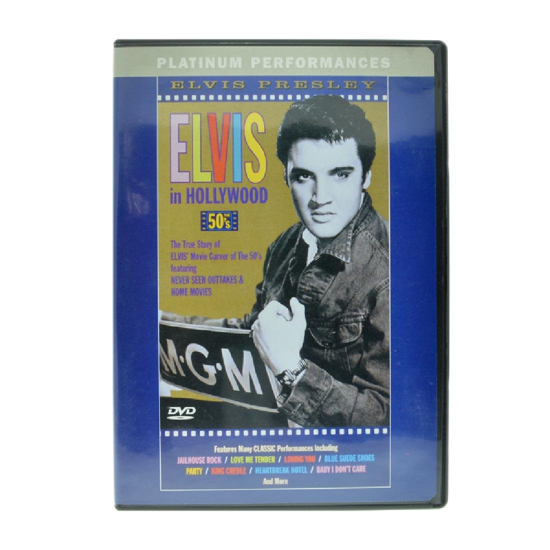 Elvis Presley Movie: Elvis In Hollywood