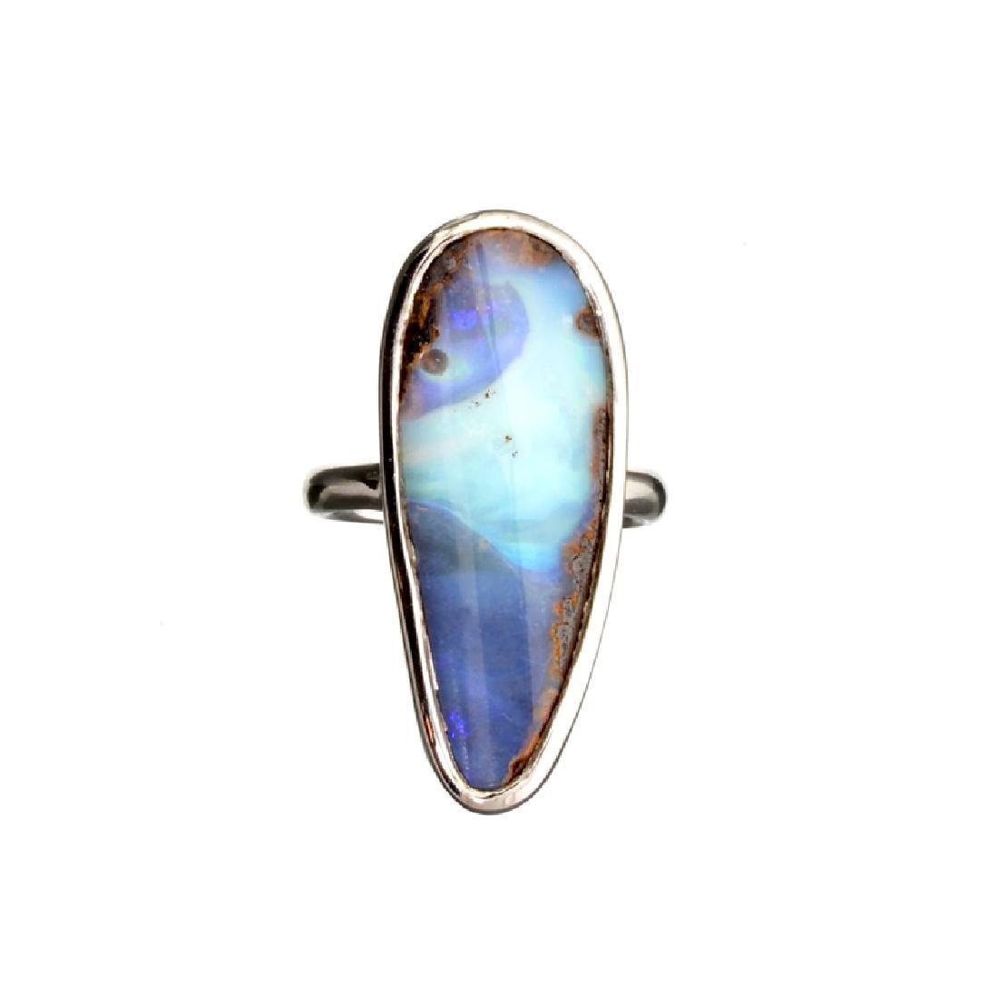 APP: 0.9k Fine Jewelry 9.84CT Free Form Blue-Green