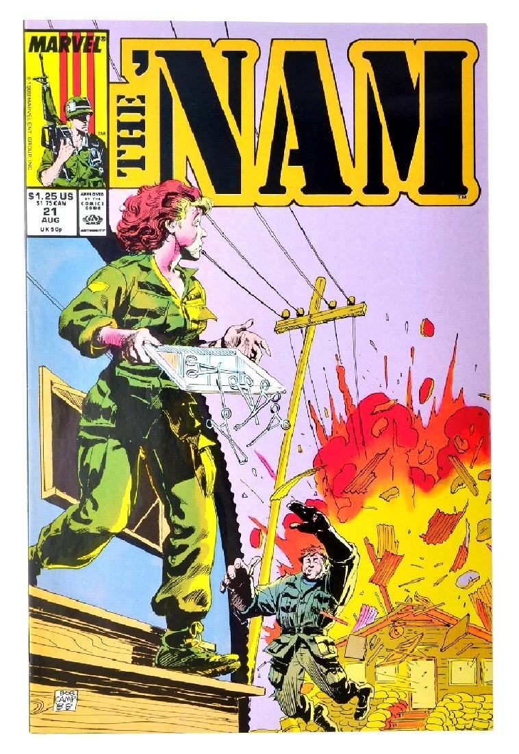 Nam (1986) Issue 21