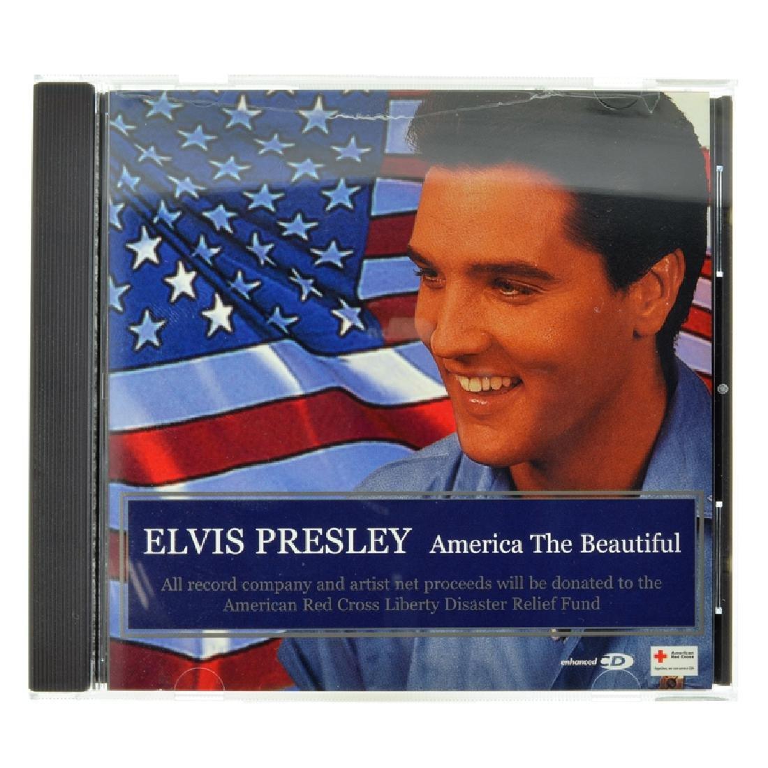 Elvis Presley CD's