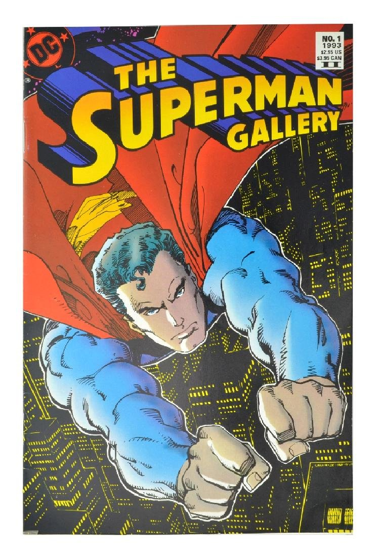 Superman Gallery (1993) Issue #1