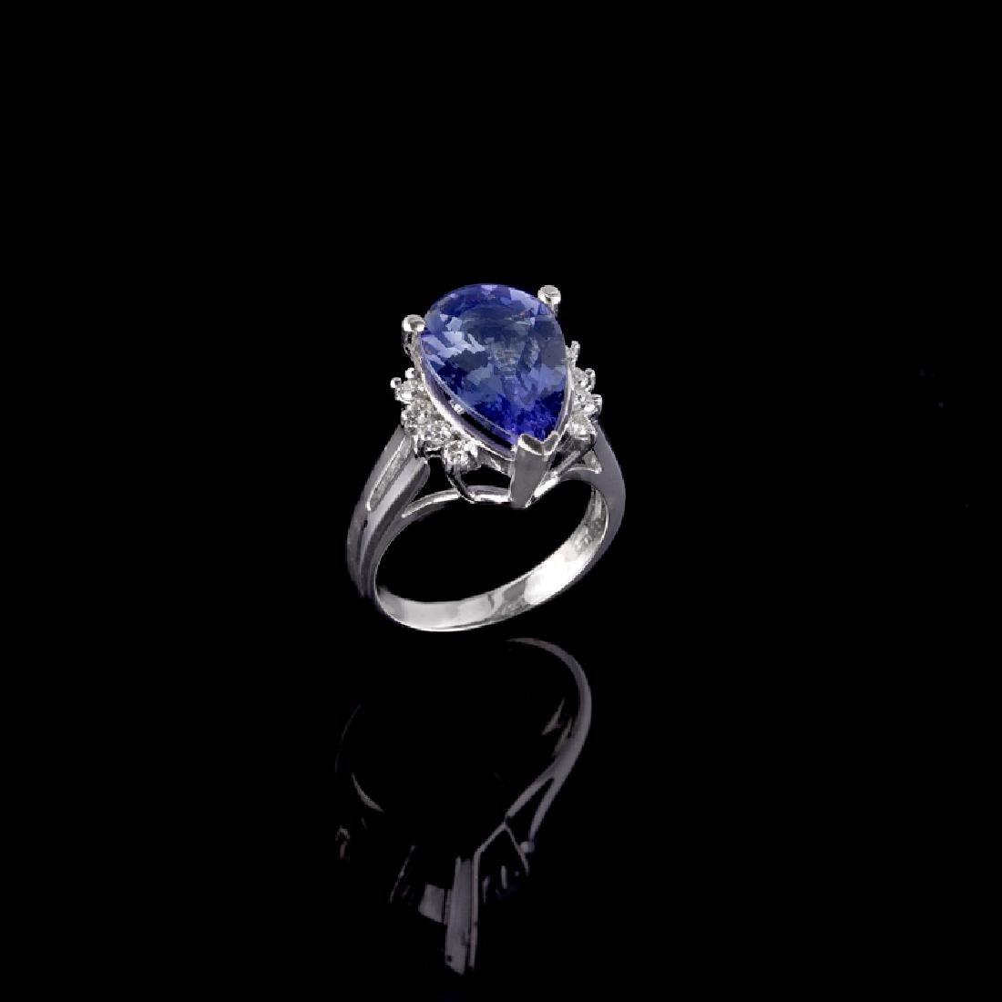 APP: 16.1k Fine Jewelry 14kt White Gold, 7.60CT