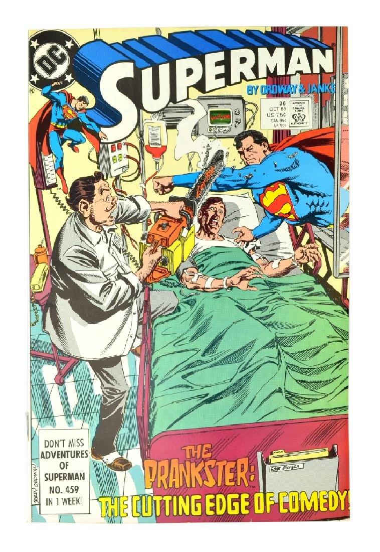 Superman (1987 2nd Series) Issue #36