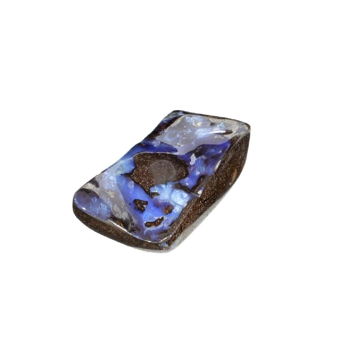 APP: 4.2k 26.56Gram Natural Form Boulder Opal Gemstone