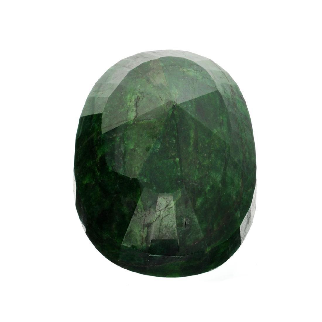 APP: 8.8k 2,194.00CT Oval Cut Green Beryl Emerald