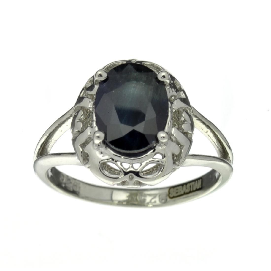 APP: 0.5k Fine Jewelry Designer Sebastian, 1.85CT Blue