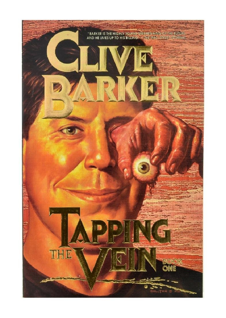 Tapping the Vein (1989) Issue 1