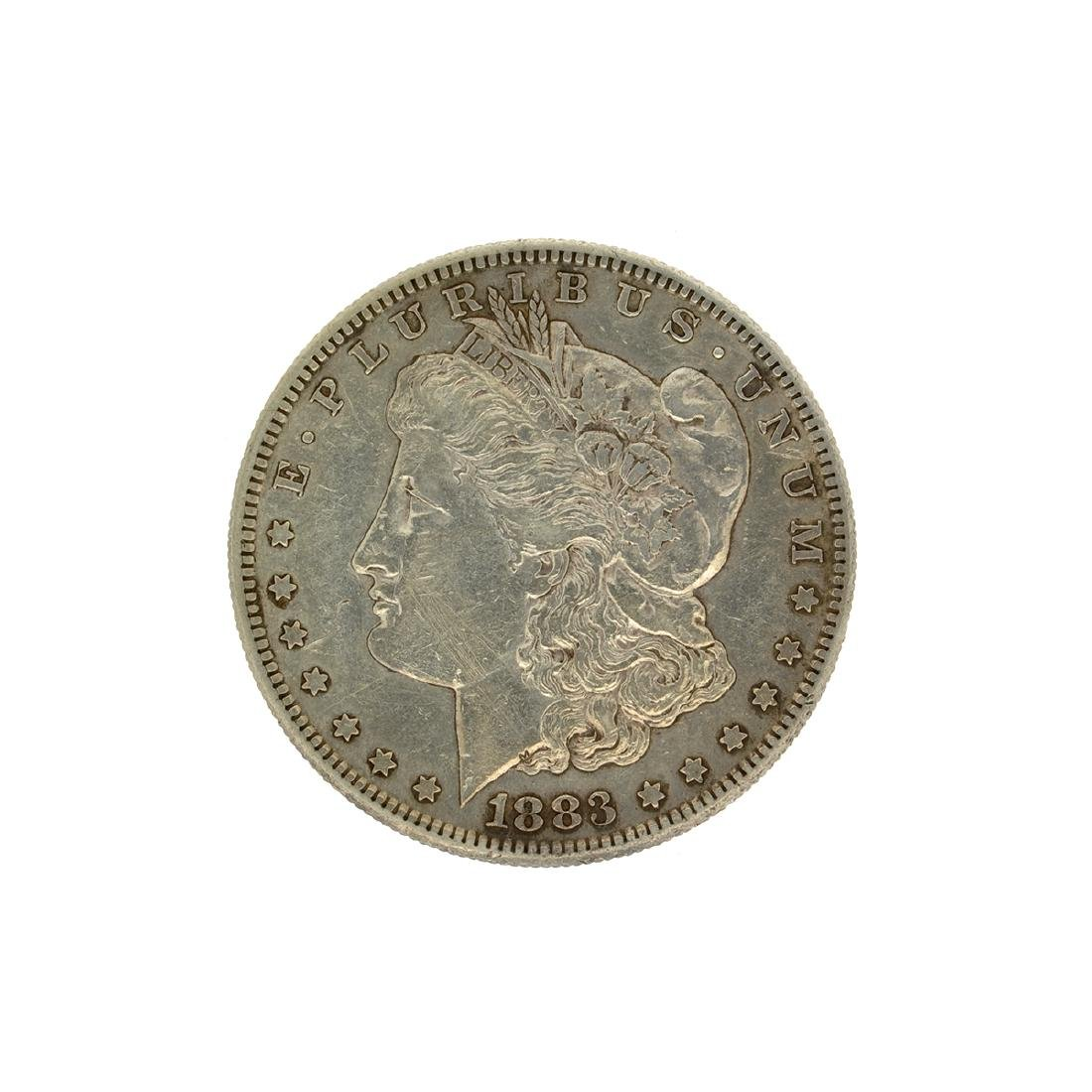 1883-S Morgan Silver Dollar Coin
