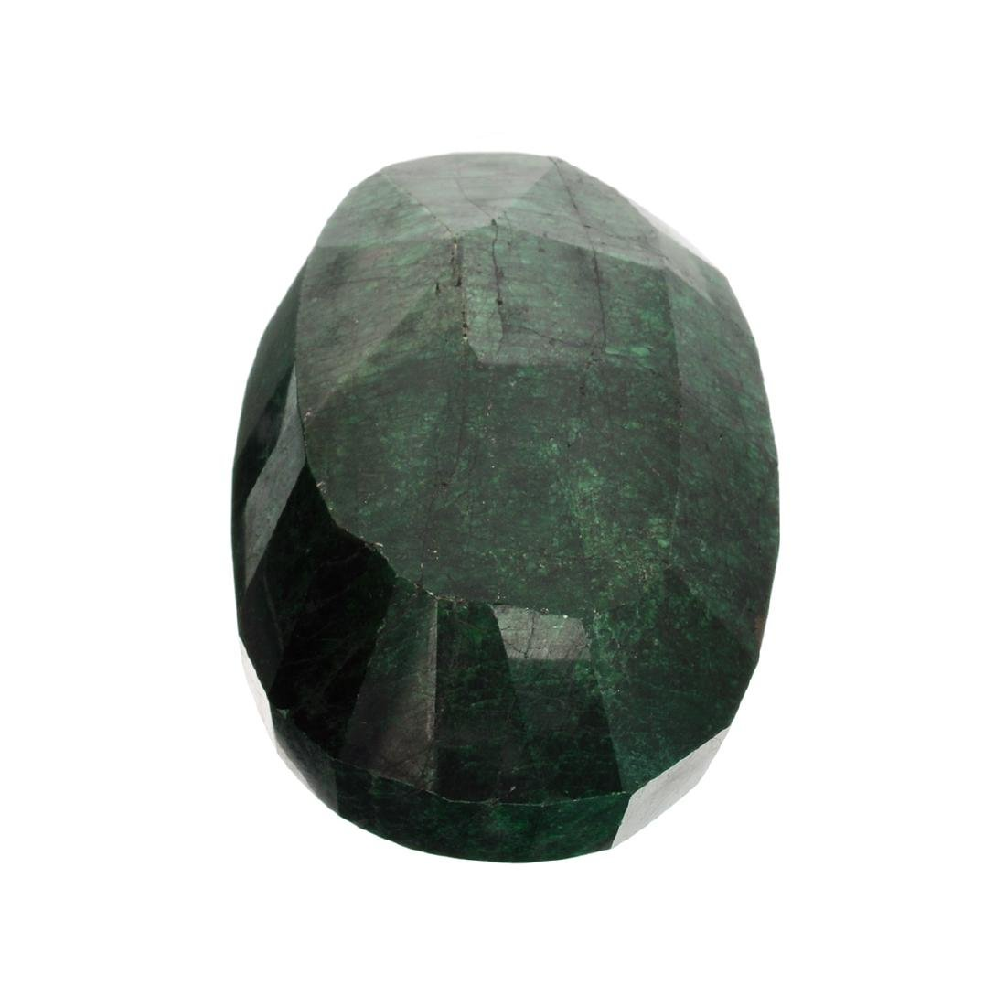 APP: 11.2k 2,803.00CT Oval Cut Green Beryl Emerald