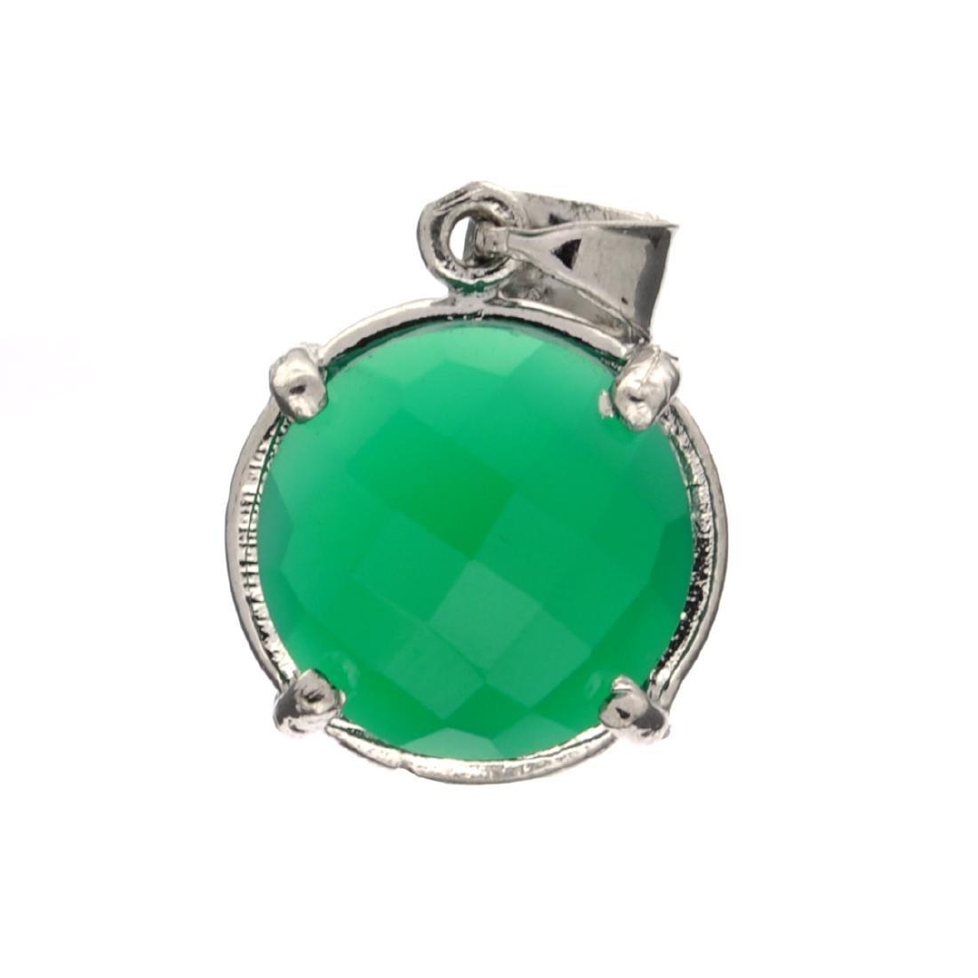 Fine Jewelry Designer Sebastian, Emerald And Sterling