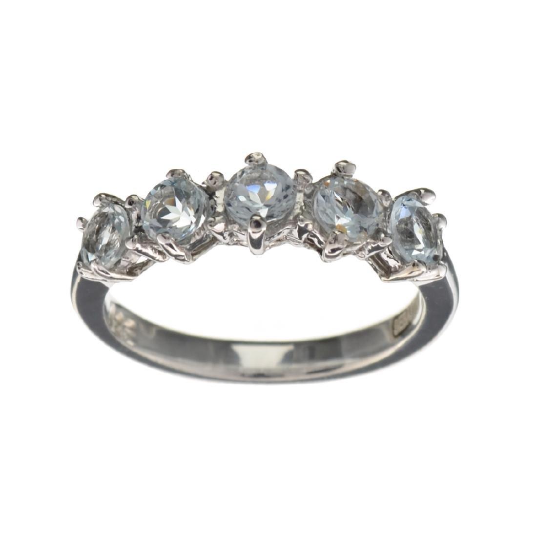 APP: 0.7k Fine Jewelry Designer Sebastian, 0.95CT Round