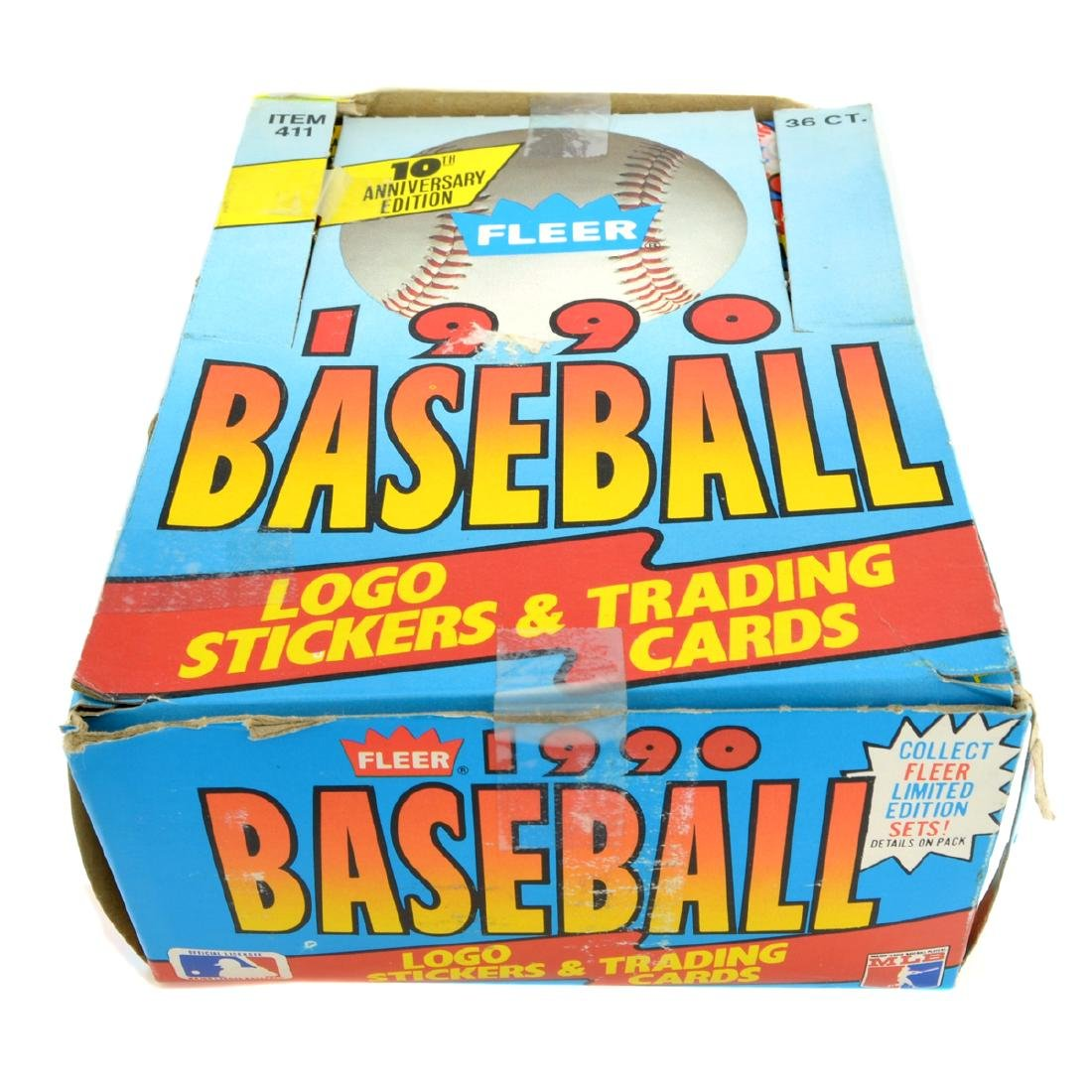 Limited Edition 1990 Fleer Baseball Card Set