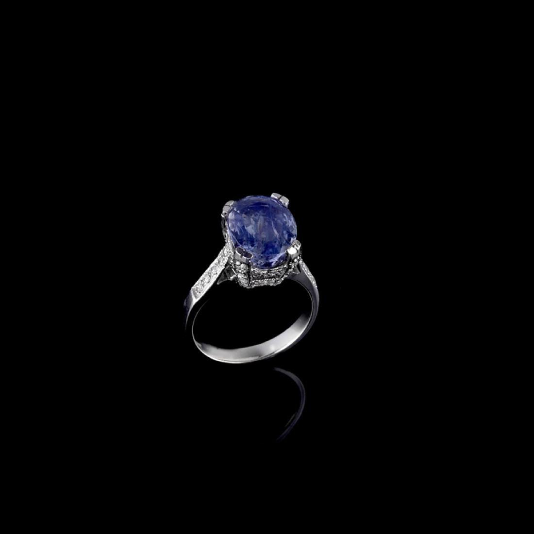 APP: 9.6k Fine Jewelry 14kt White Gold, 5.25CT