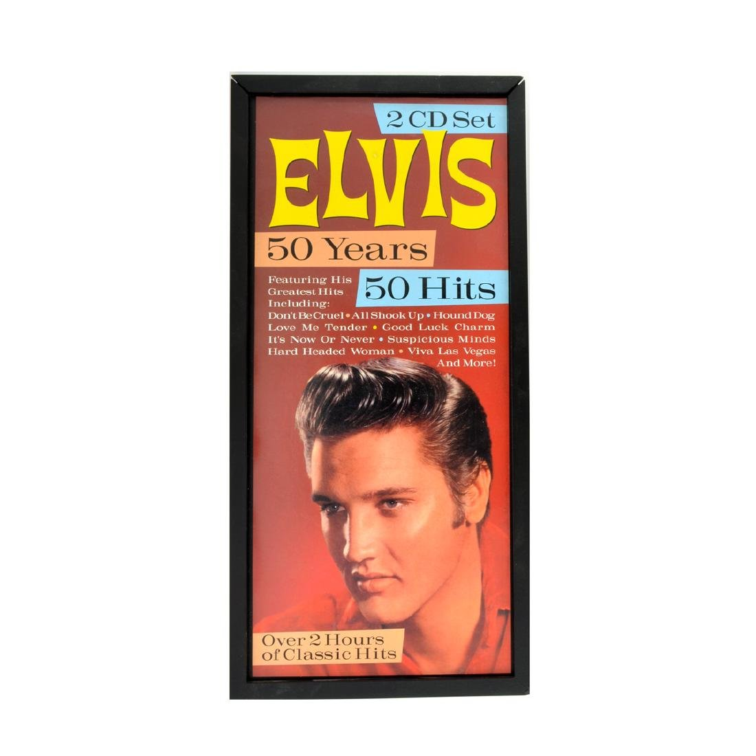 Elvis Presley CD's 50 Years 50 Hits Collector's Box Set
