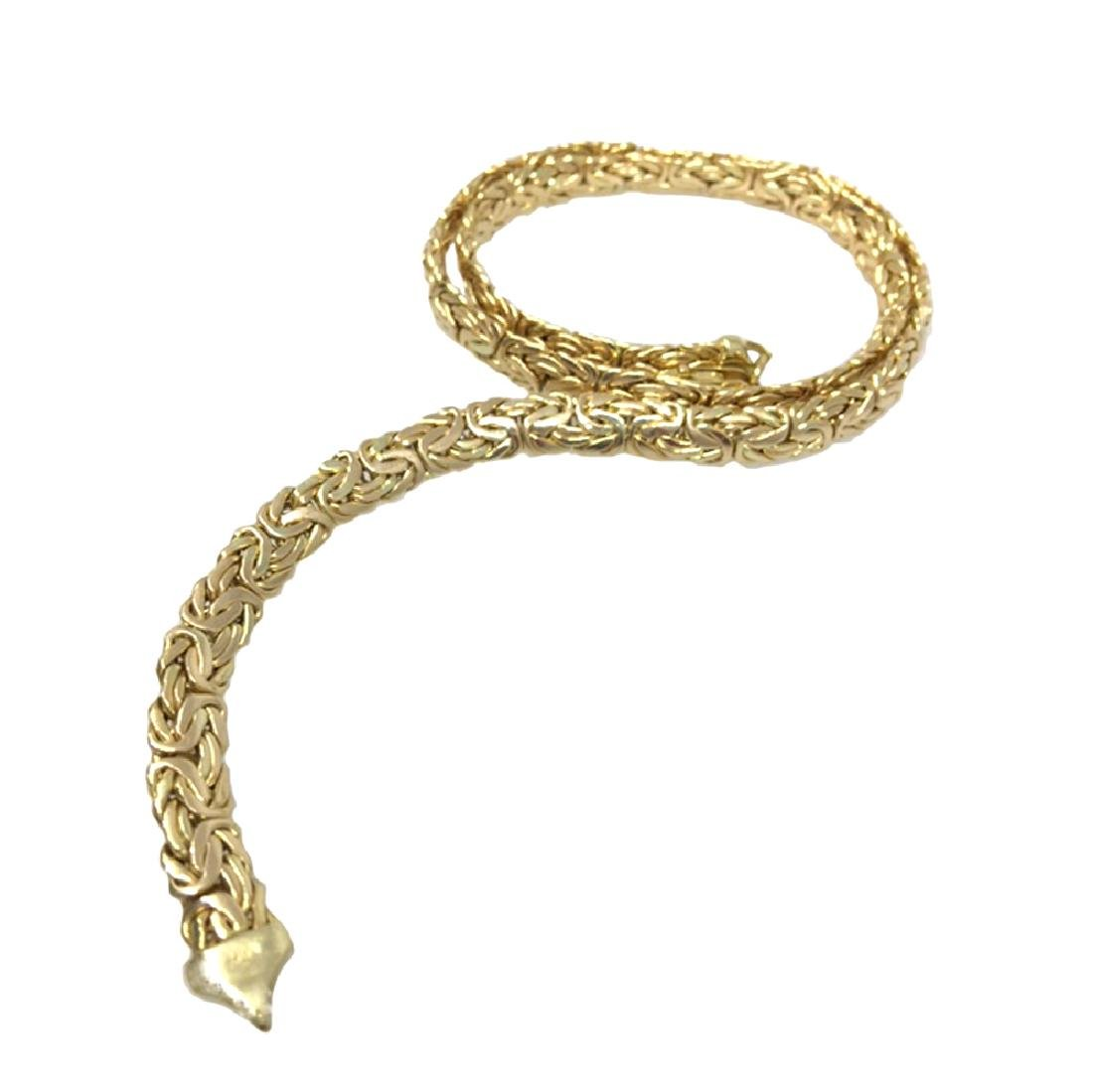 *Fine Jewelry 14KT Solid Gold, 18'' Length Necklace