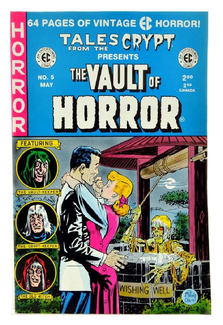 Vault of Horror (1991 Russ Cochran) Issue 5