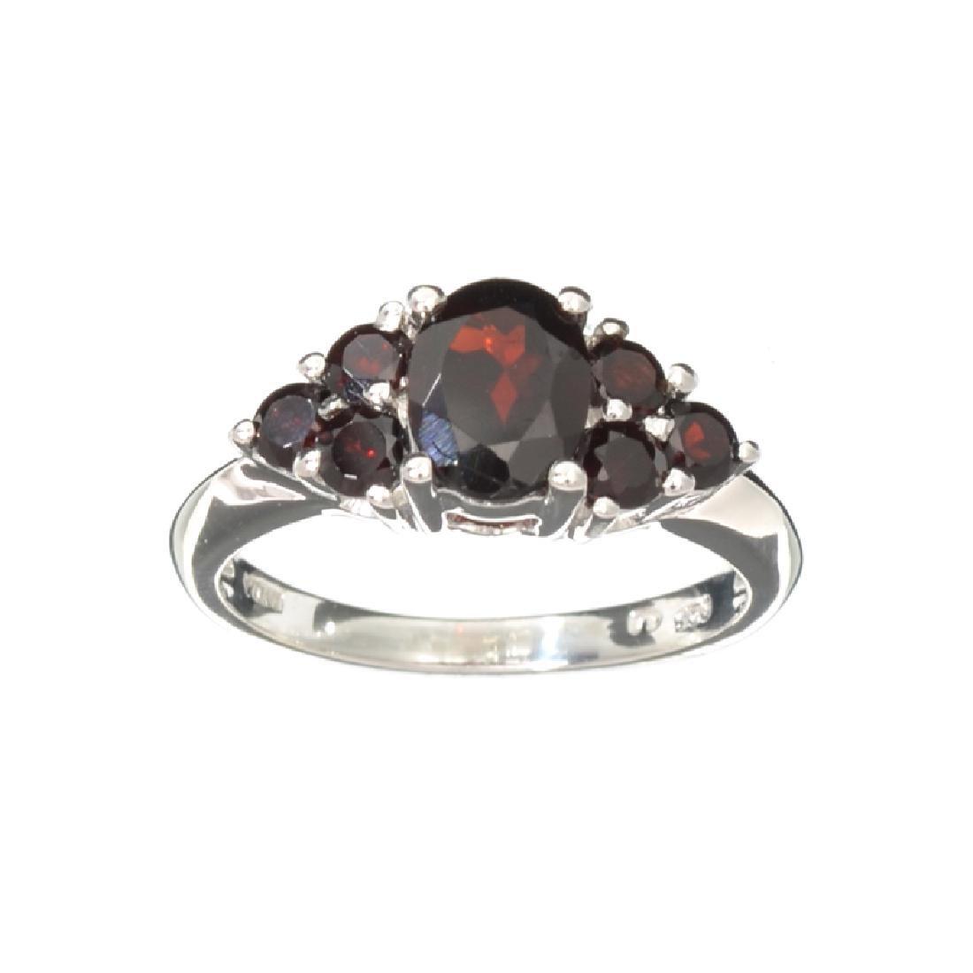 APP: 0.3k Fine Jewelry 2.40CT Almandite Garnet And