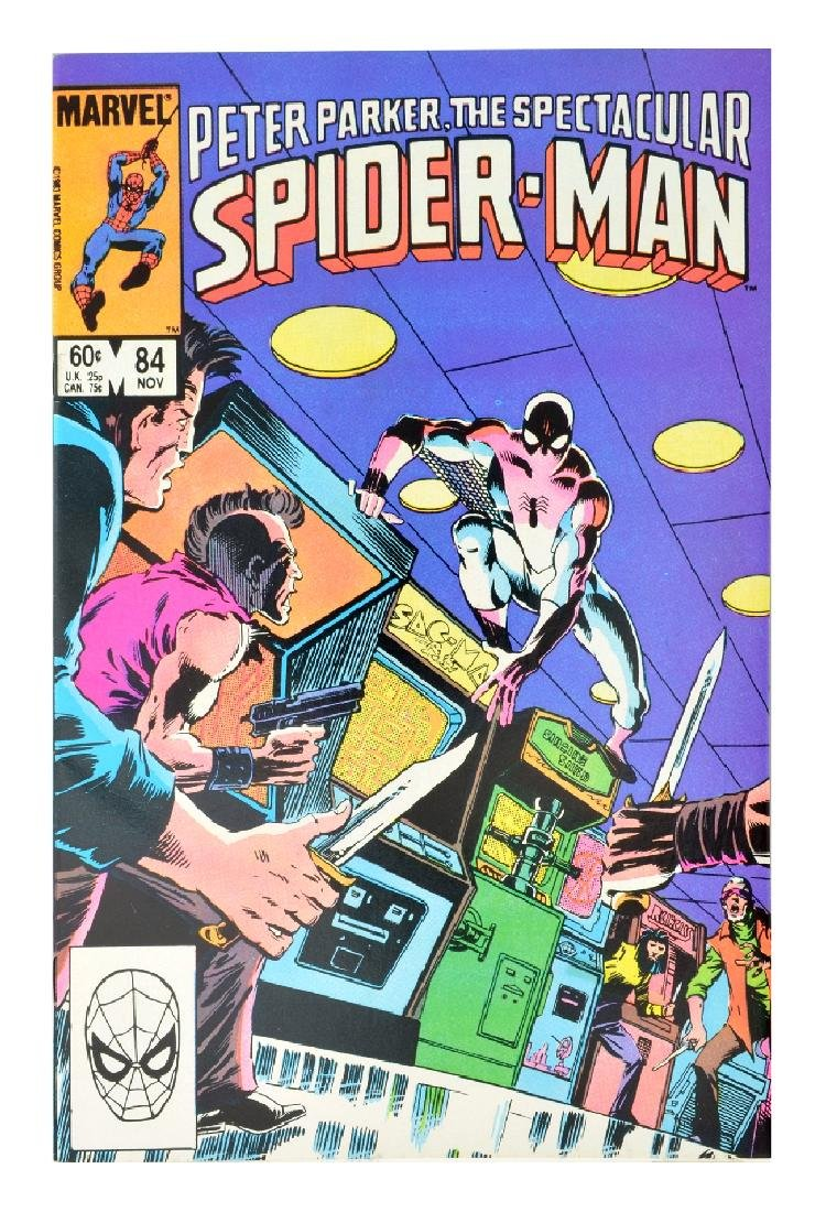 Spectacular Spider-Man (1976 1st Series) Issue #84