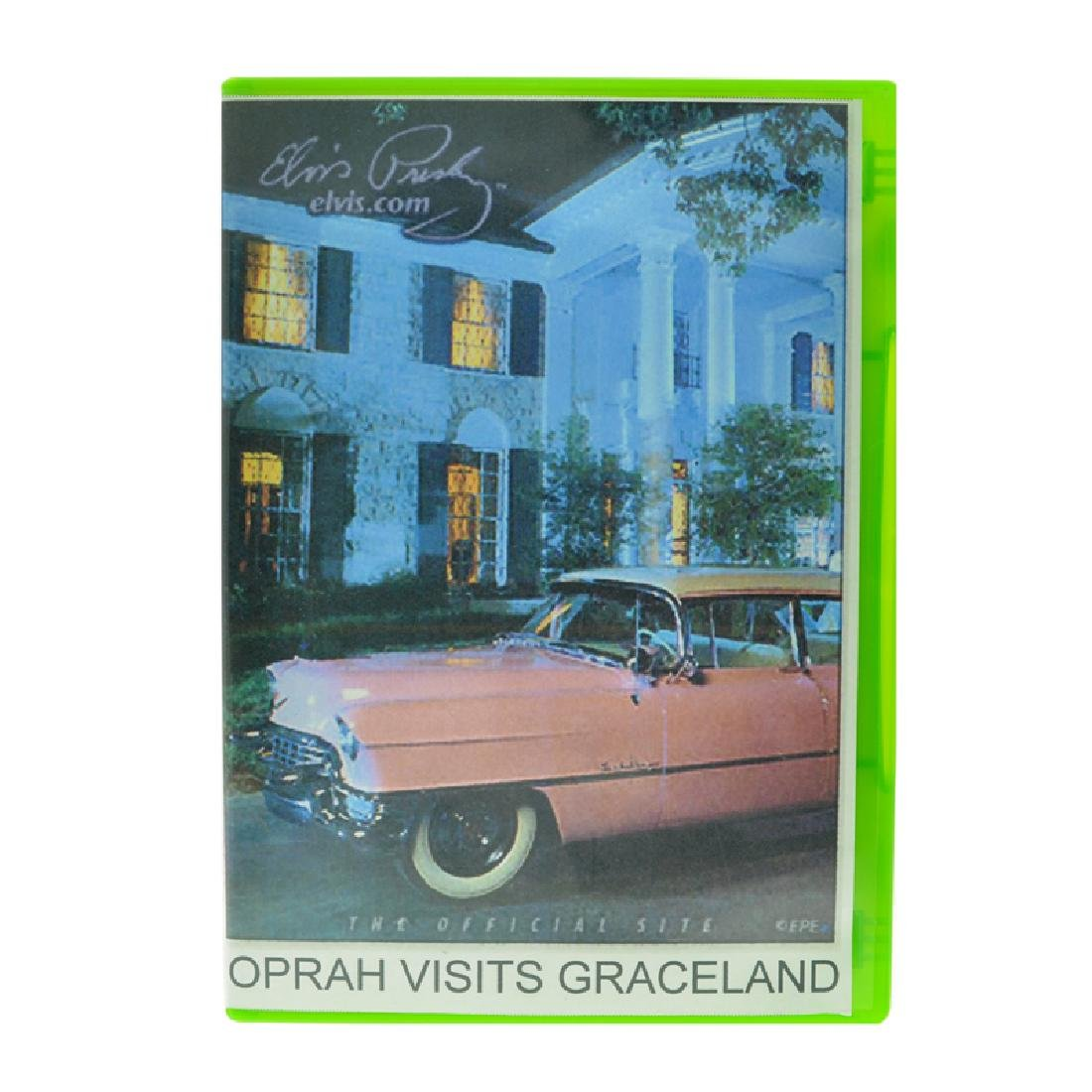Elvis Presley Movie: Oprah Visits Graceland