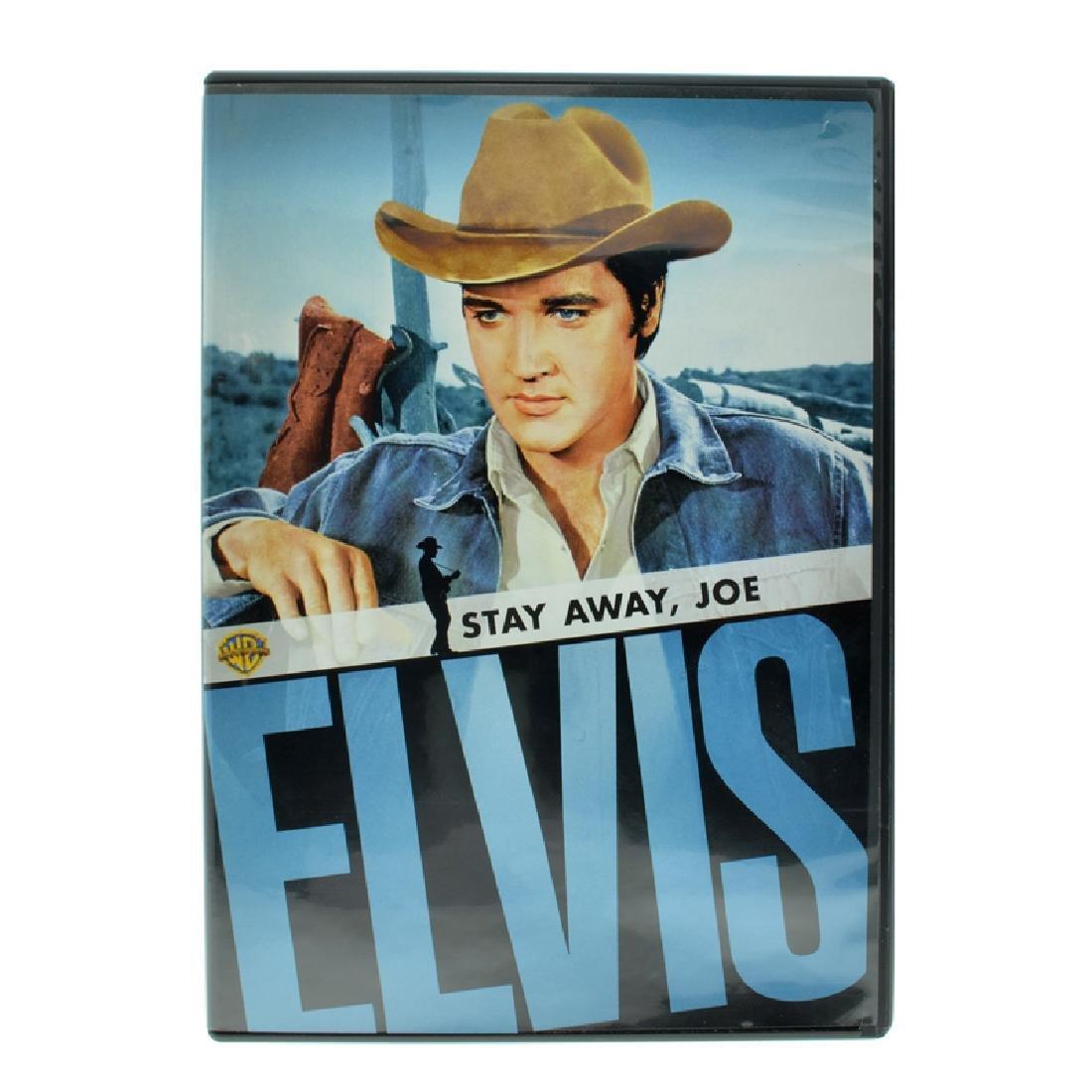 Elvis Presley Movie: Stay Away, Joe
