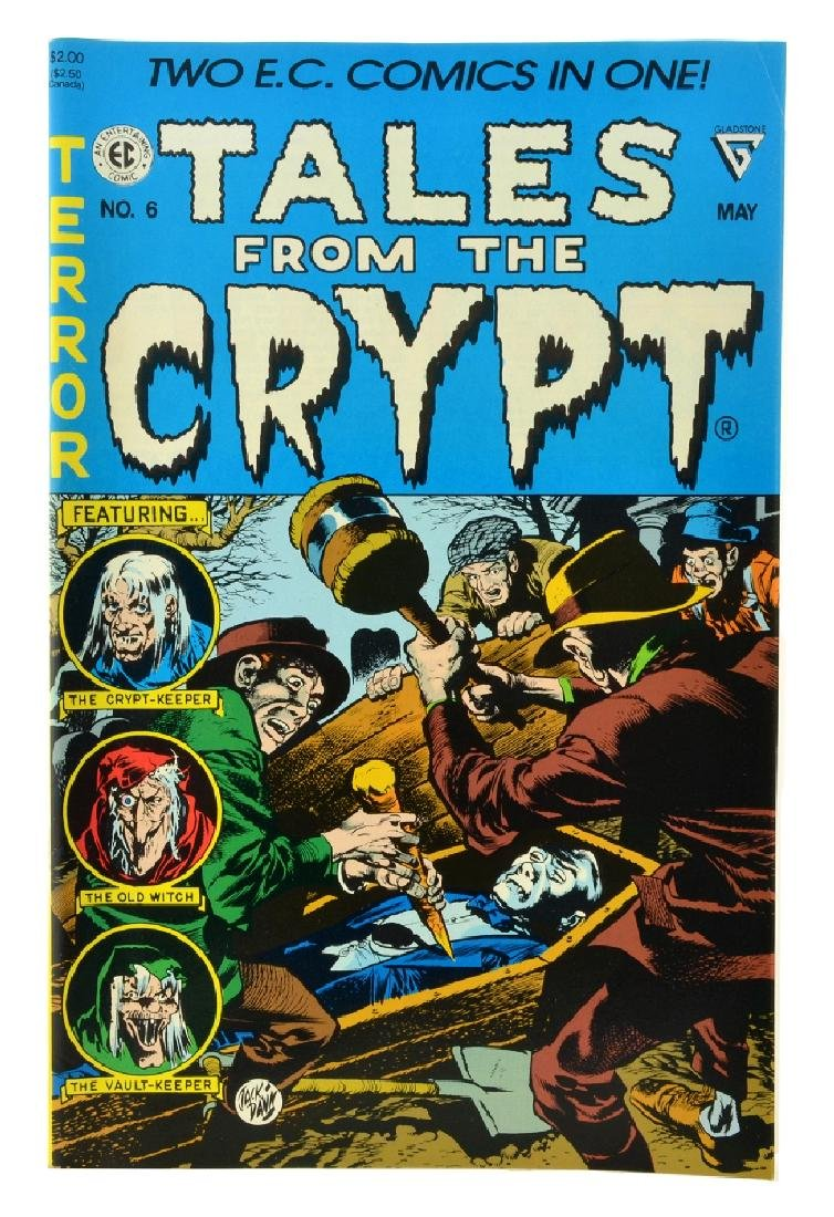 Tales from the Crypt (1990 Gladstone) Issue 6