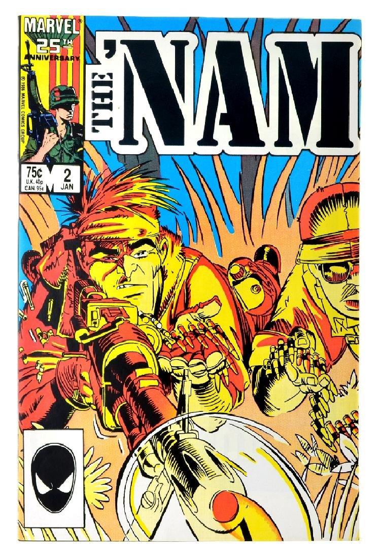 Nam (1986) Issue 2