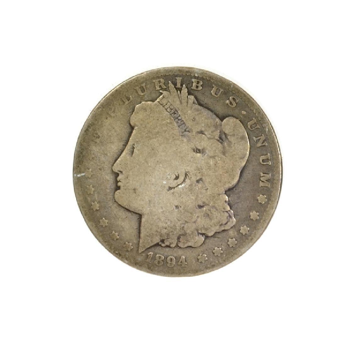1894 Morgan Dollar Key Date Coin