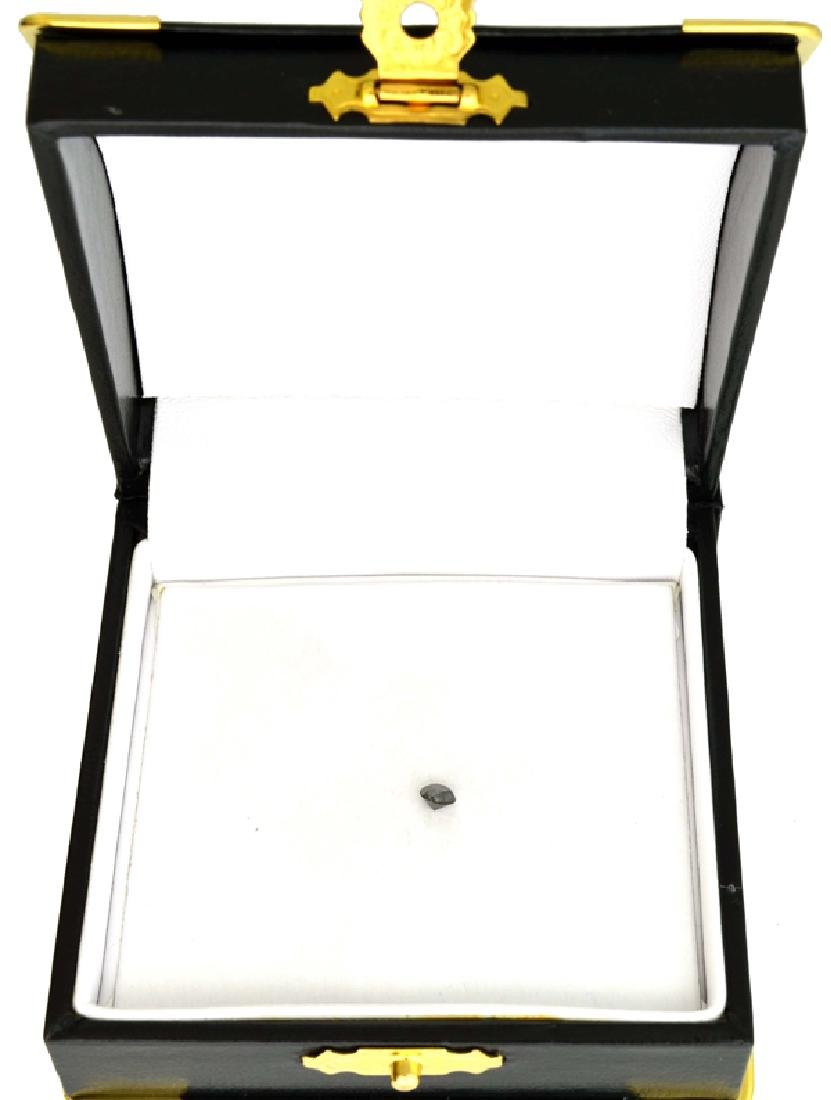 APP: 0.2k 0.29CT Round Cut Rare Black Diamond Gemstone