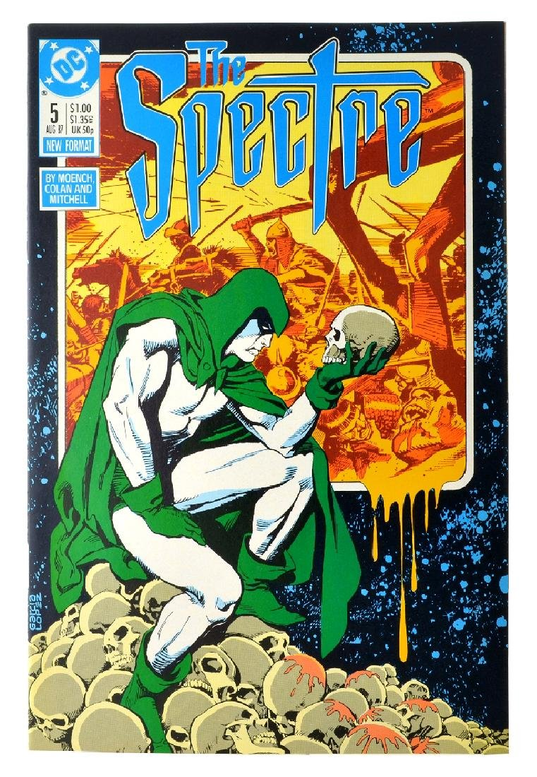 Spectre (1987 2nd Series) Issue 5